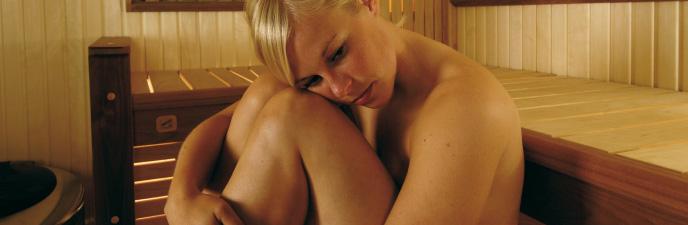 ¿Qué es una sauna de vapor?