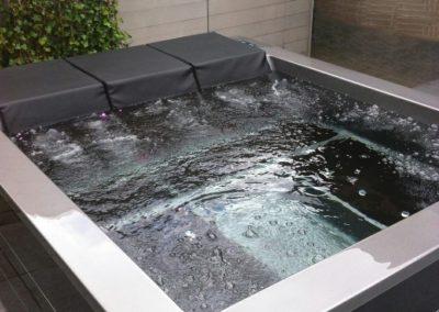 spa hidromasaje Lounge Concept III Inox Black 44