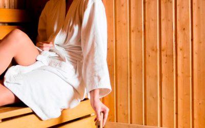 Cinco propiedades esenciales de la sauna